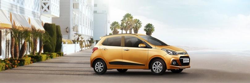 Hyundai Grand i10 blog