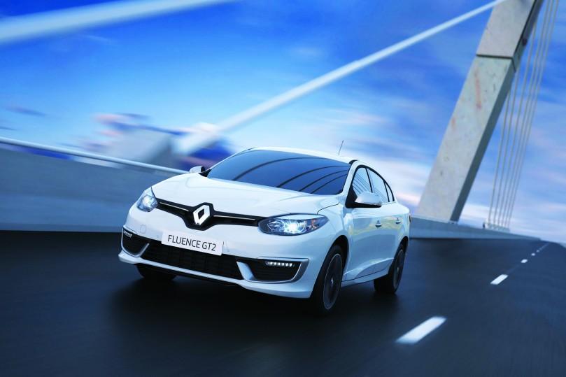 Renault Fluence GT2 - Exteriores (1)