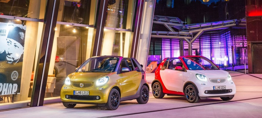 Smart FortTwo Cabrio 2