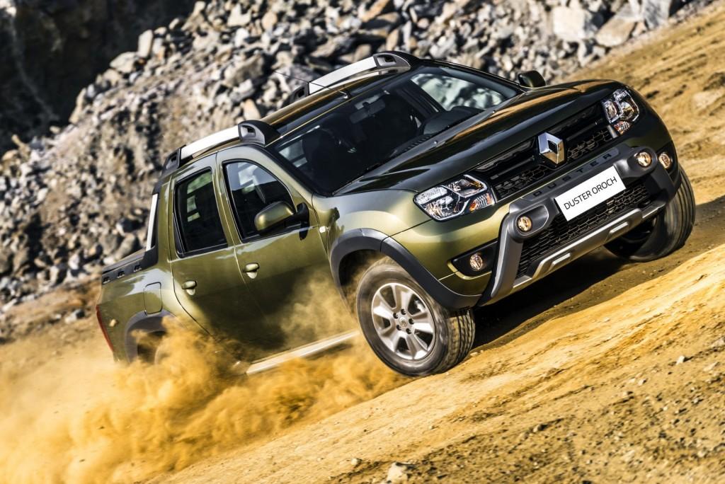 Renault Oroch 3