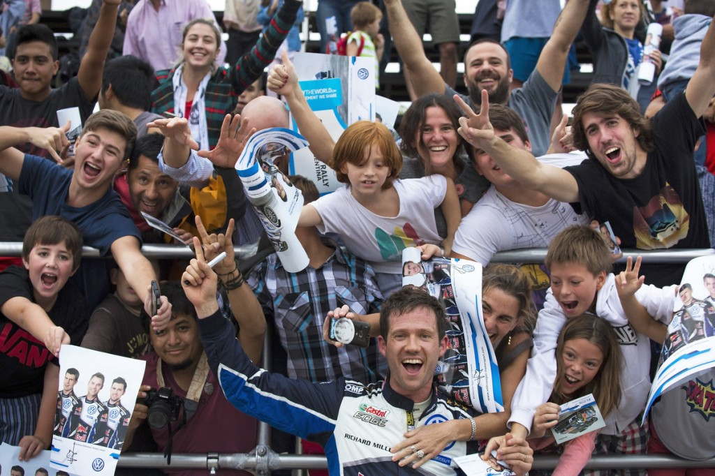 Street Rally Argentina 2016