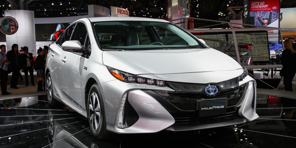 Toyota Prius Prime NY